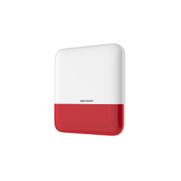Hikvision DS-PS1-E-WE (rood)